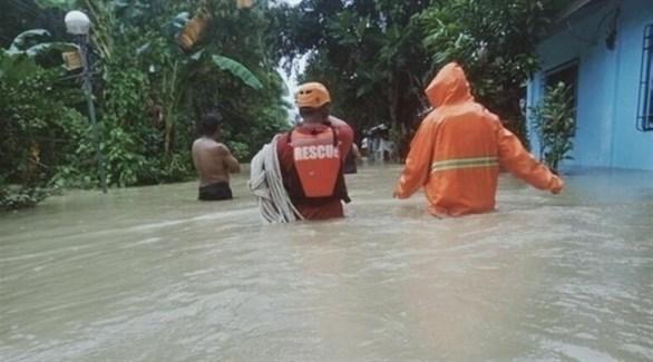 اعصارر الفلبين (أرشيف)