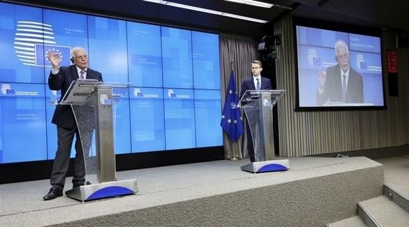 اجتماع لوزراء خارجية الاتحاد الأوروبي (أرشيف)