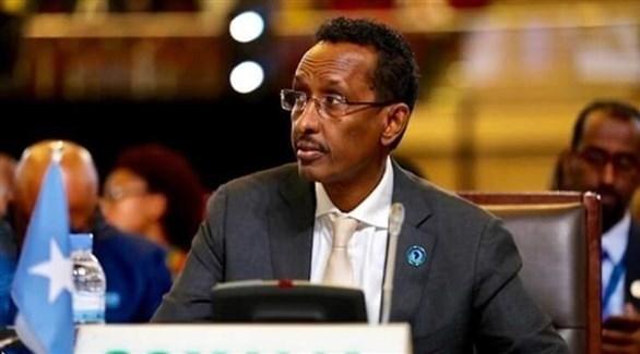 وزير الخارجية الصومالي المقال أحمد عيسى عوض (أرشيف)