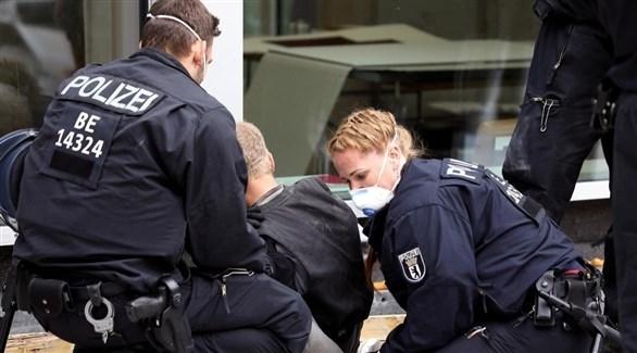 الشرطة الألمانية تقبض على مطلوب لديها (أرشيف)