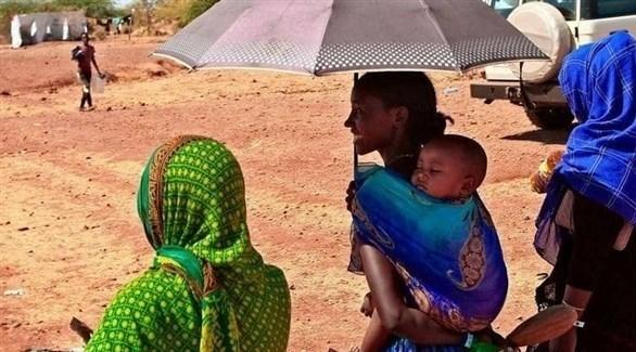 لاجئات أثيوبيات في السودان (أرشيف)