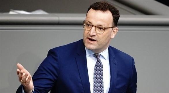 وزير الصحة الألماني، ينس شبان (أرشيف)