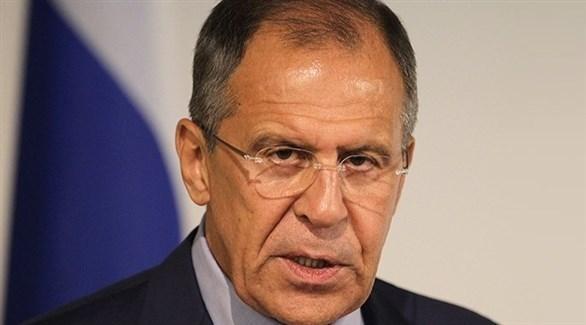 وزير الخارجية الروسي سيرجي لافروف (أرشيف)