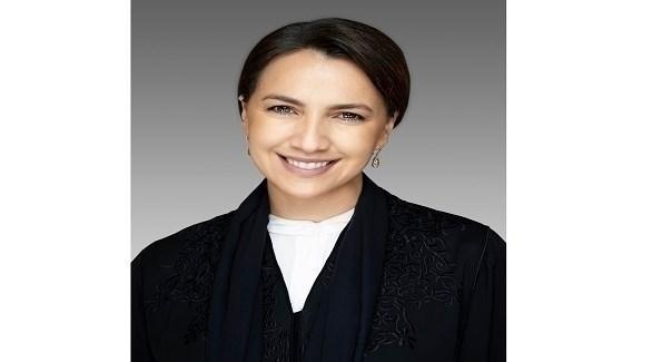 وزيرة الدولة للأمن الغذائي والمائي، مريم بنت محمد المهيري