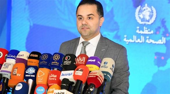المتحدث باسم وزارة الصحة الكويتية عبد الله السند (أرشيف)