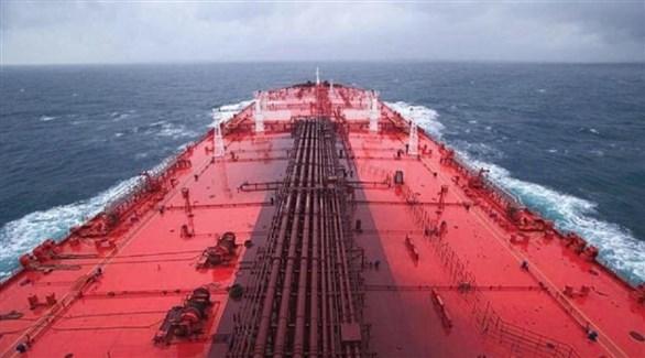 سفينة وسط المياه (أرشيف)