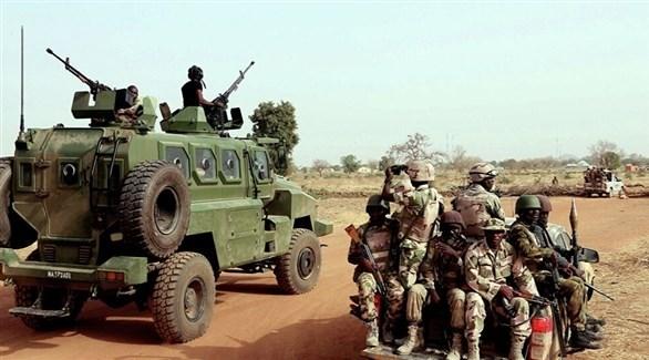 عناصر في الجيش النيجيري (أرشيف)