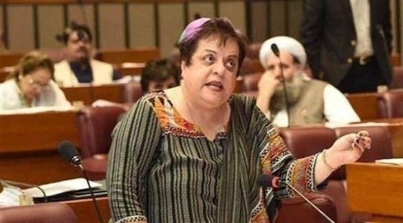 وزيرة حقوق الإنسان شيرين مزاري (أرشيف)