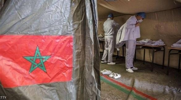 كادر طبي مغربي (أرشيف)