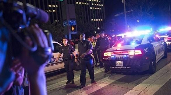الشرطة الأمريكية في موقع جريمة سابقة (أرشيف)