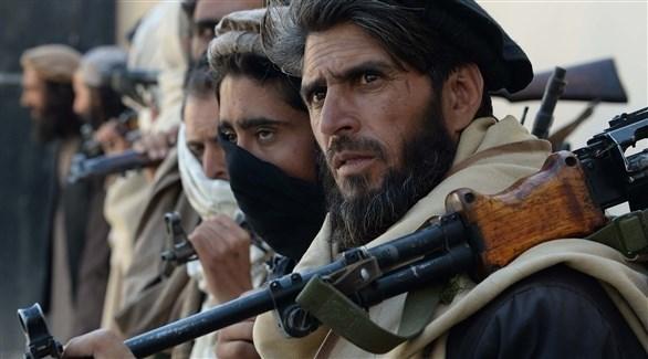 مقاتلون في طالبان (أرشيف)