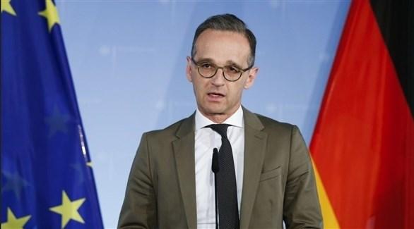 وزير خارجية المانيا هايكو ماس (أرشيف)