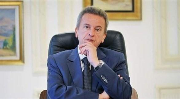 حاكم مصرف لبنان المركزي رياض سلامة (أرشيف)