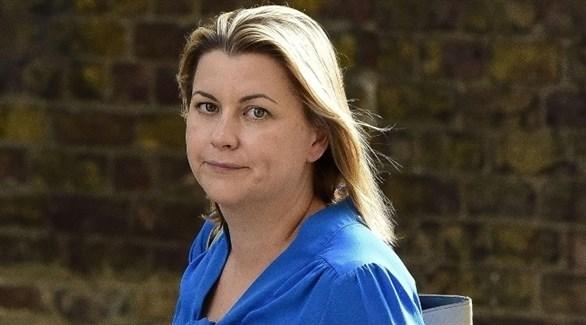 الوزيرة البريطانية المستقيلة البارونة ليز سوج (أرشيف)