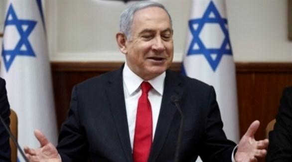 رئيس وزراء إسرائيل بنيامين نتانياهو (أرشيف)