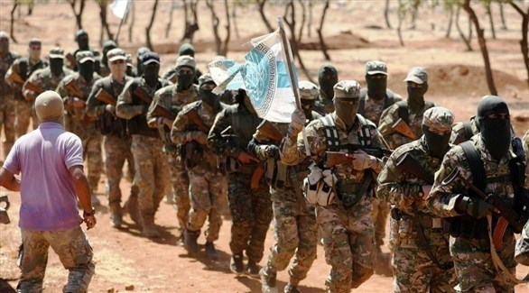 مسلحون من جبهة النصرة الإرهابية (أرشيف)
