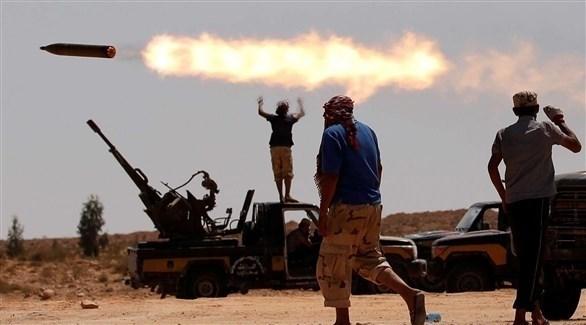الصراع في ليبيا (أرشيف)