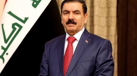 وزير الدفاع العراقي (أرشيف)