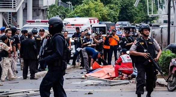 جانب من عملية إرهابية في تايلاند (أرشيف)