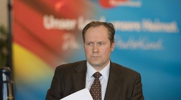رئيس حكومة ولاية تورينغن الألمانية بودو راملوف (أرشيف)