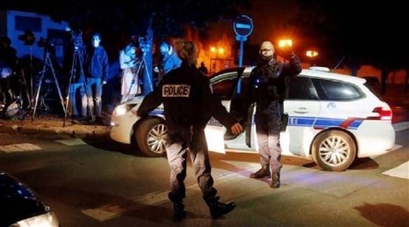 حادث مقتل مدرس التاريخ في باريس (أرشيف)