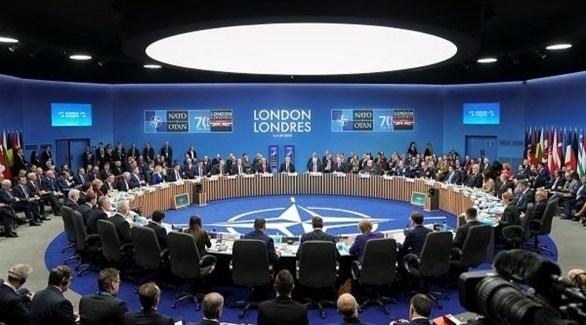 اجتماع لقادة حلف شمال الأطلسي (أرشيف)