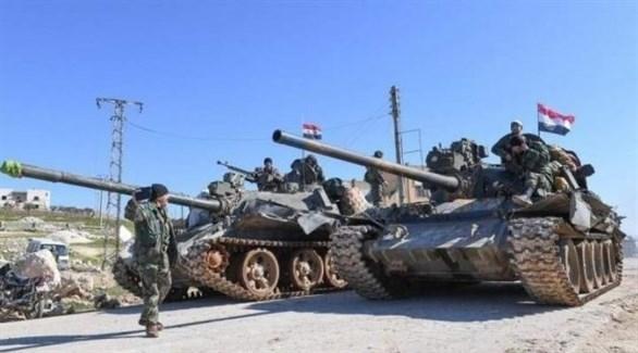 جنود من الجيش السوري (أرشيف)