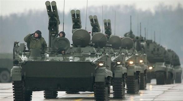 عناصر من الجيش الروسي (أرشيف)