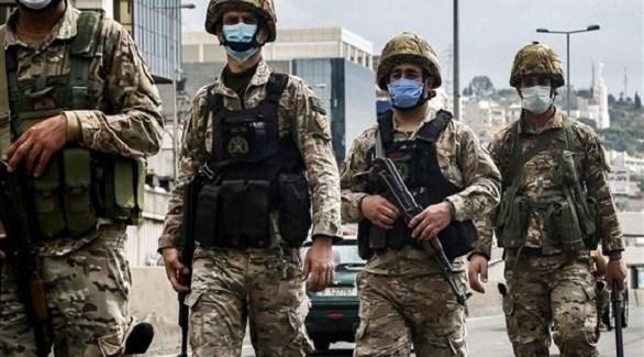 جنود من الجيش اللبناني في بشري (أرشيف)