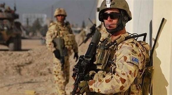 عناصر من الجيش الاسترالي (أرشيف)