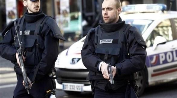 عناصر من الشرطة الفرنسية (أرشيف)
