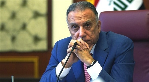 رئيس الحكومة العراقية مصطفى الكاظمي (أرشيف)