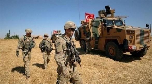 عناصر من القوات التركية (أرشيف)
