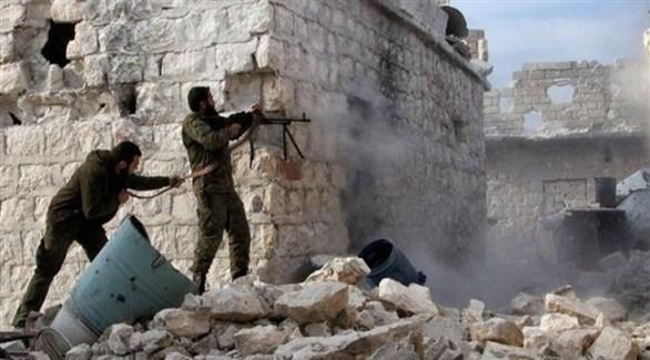 اشتباكات سابقة في سوريا (أرشيف)