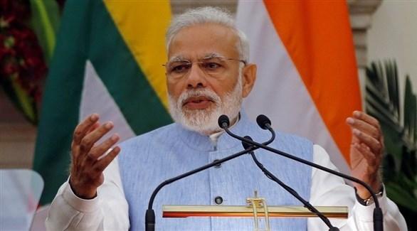 رئيس وزراء الهند ناريندرا مودي (أرشيف)