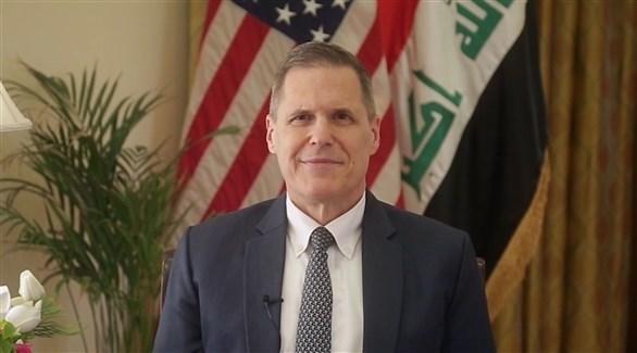 السفير الأمريكي لدى العراق ماثيو تولر (أرشيف)