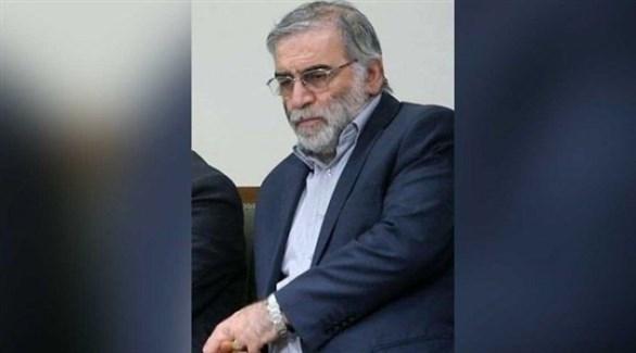 العالم الإيراني محسن فخري زاده (أرشيف)