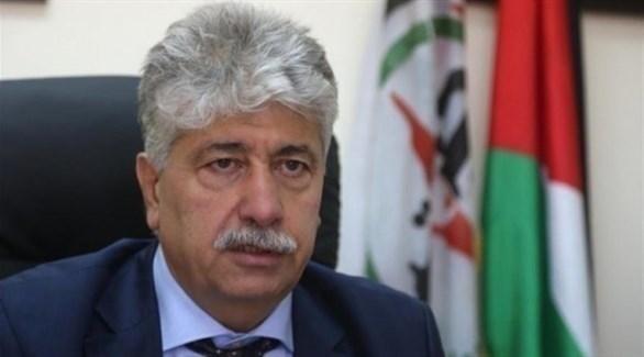 القيادي الفلسطيني أحمد مجدلاني (أرشيف)