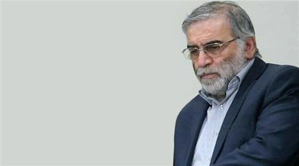 العالم النووي الإيراني المغتال محسن فخري زادة (أرشيف)