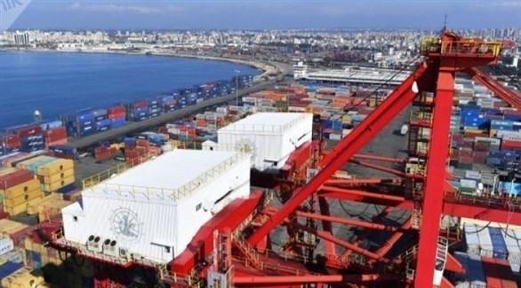 ميناء طرطوس السوري (أرشيف)