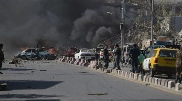 انفجار في أفغانستان (أرشيف)