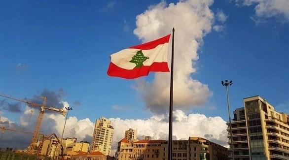 علم لبنان (أرشيف)