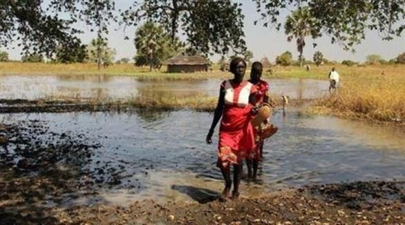 سيدتان في جنوب السودان (أرشيف)