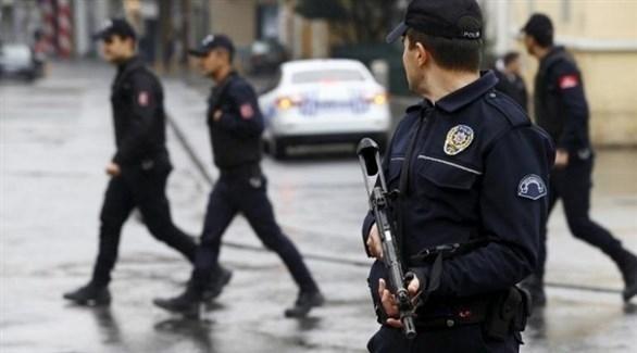 عناصر في الشرطة التركية (أرشيف)