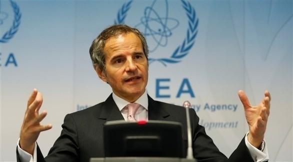 المدير العام للوكالة الدولية للطاقة الذرية (أرشيف)