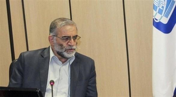 العالم النووي الإيراني محسن فخري زاده (أرشيف)