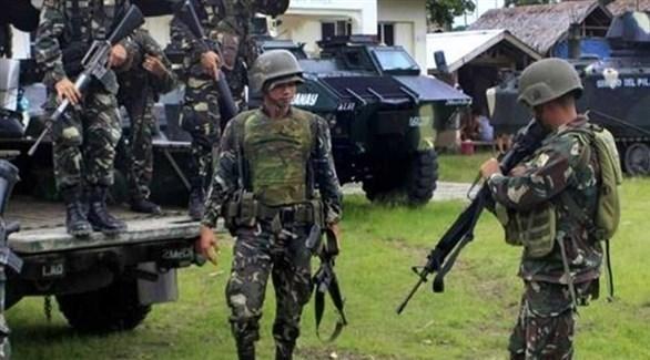 جنود من الجيش الفلبيني (أرشيف)