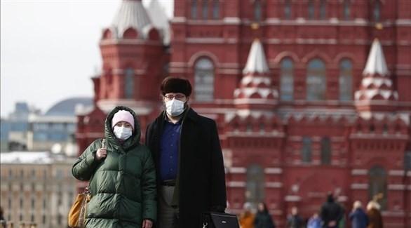 روسيان في موسكو (أرشيف)