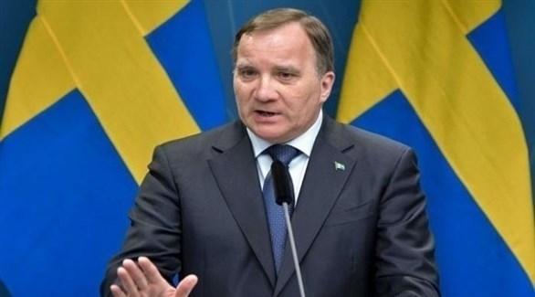 رئيس وزراء السويد ستيفن لوفين - أرشيف