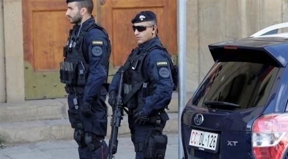 الشرطة الإيطالية - أرشيف